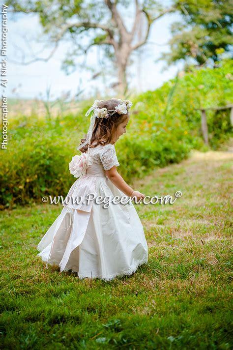 Garden Wedding Flower Dresses 2016 garden wedding flower dresses of the year pegeen