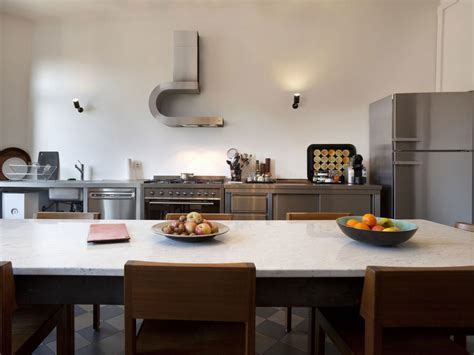 one wall kitchen with island design yahoo image search one wall kitchen design pictures ideas tips from hgtv