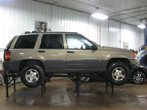 1996 Jeep Grand Accessories 1996 Jeep Grand Ac A C Air Conditioning