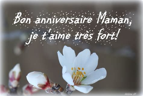 Nature Et Decouverte Anniversaire by Bonjour Bon Vendredi Bon Anniversaire Maman Mes Tests