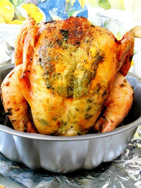 bundt pan chicken and winter potato salad proud italian cook