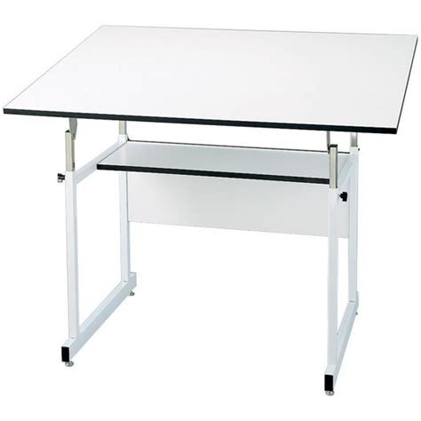 Alvin Drafting Tables Alvin Workmaster Jr Drafting Table