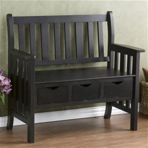 hunter storage bench black country bench indoor benches and benches on pinterest