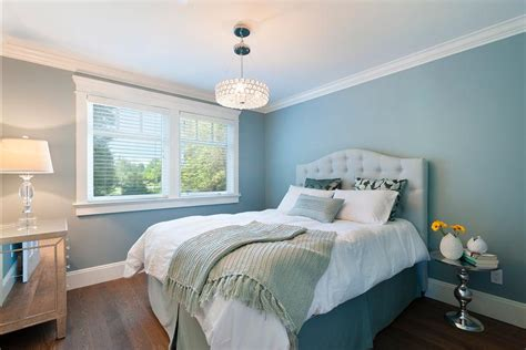 blue wall bedroom blue bedroom walls design ideas