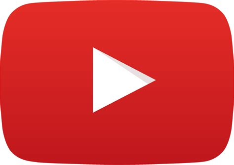 youtube layout vector youtube icon vector eps png free download