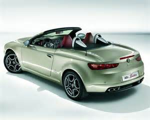 Alfa Romeo Spider Brera Alfa Romeo Brera And Spider Facelift Revealed It S Your