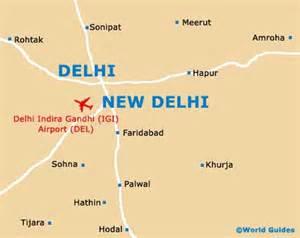 delhi on world map map of delhi indira gandhi airport orientation and maps for delhi airport