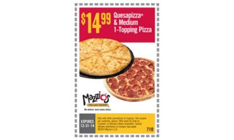 mazzios lunch buffet coupons mazzio s italian eatery coupon pauls valley italian