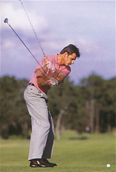 nick faldo golf swing backswing
