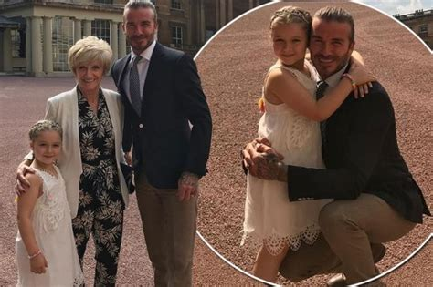 David Beckham defends Harper's 6th birthday party at