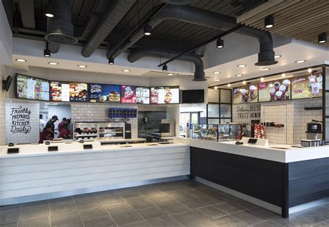 kfc store layout design kfc open freshly designed bracknell store as part of