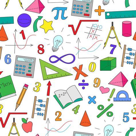 imagenes de matematicas en blanco ejemplo incons 250 til con los dibujos simples a mano en el