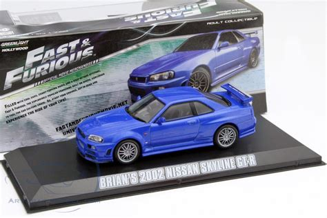 blue nissan skyline fast and furious brian s nissan skyline gt r fast furious 4 2009 blue