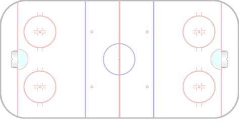 hockey rink diagram rink diagram free engine image for user manual