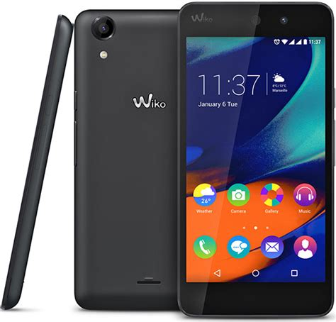Wiko Rainbow UP 4G pictures, official photos