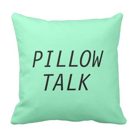 What Is Pillow Talk by Pillow Talk Throw Pillow Zazzle
