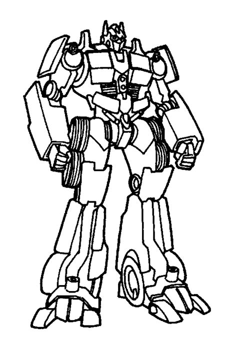 Transformers Coloring Pages Coloringpages1001 Com Transformers Coloring Pages To Print