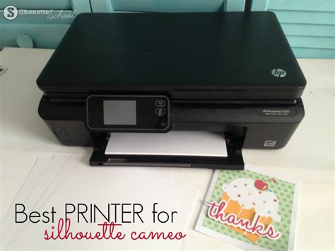 best printers best printer for silhouette cameo or portrait cutting