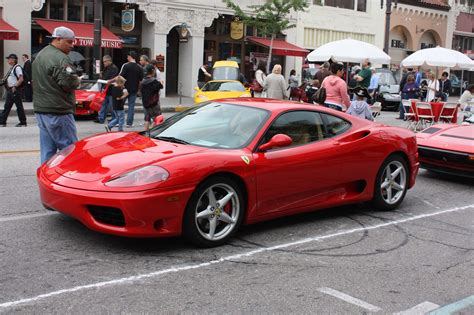 Ferrari 360 Modena 1999 by 1999 Ferrari 360 Modena Images Pictures And Videos