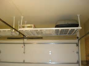 Garage Storage Racks 4x8 Custom Overhead Hanging Garage Storage Rack Shelves