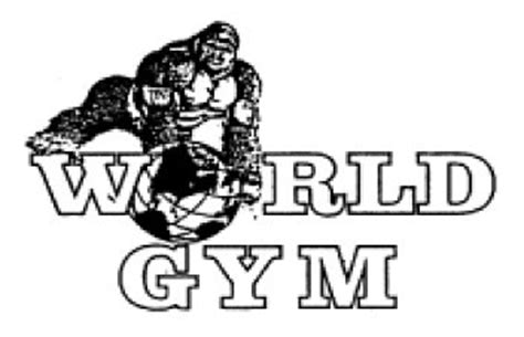 Kaos Fitness World Logo 05 the ttablog 174 quot world quot flexes its muscles in ttab 2 d