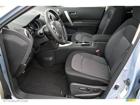 black nissan rogue interior black interior 2013 nissan rogue sv photo 72042115
