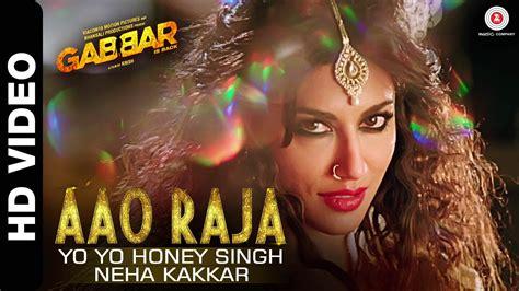 full hd video gabbar is back aao raja gabbar is back hd video song chitrangada
