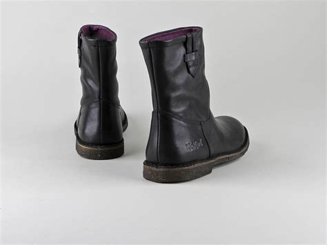 Bottes Kickers Femme Ancienne Collection
