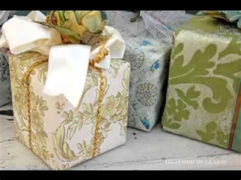 Wedding Gift Wrapping Ideas by Wedding Gift Wrapping Ideas