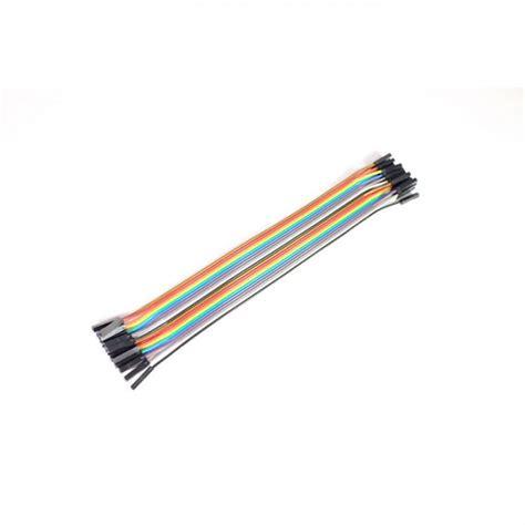 Kabel Konektor To Jumper Isi 20 jual kabel jumper dupont to