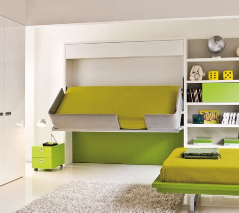 Small Room Bunk Beds Fold Beds And Space Saving Bunk Beds From Resource Furniture