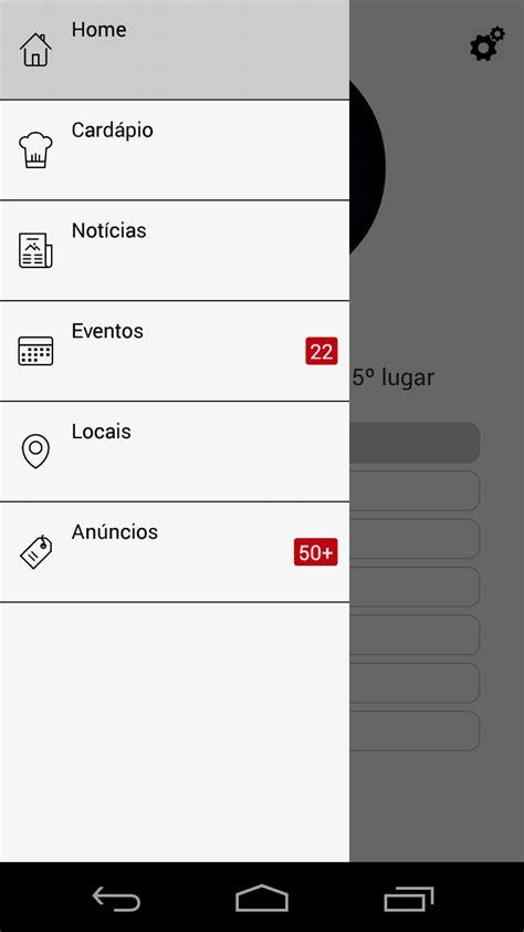 layout menu lateral tutorial android criando um menu lateral deslizante