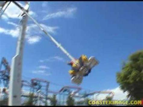 screamin swing dorney park screamin swing at dorney park youtube