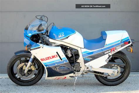 1986 Suzuki Gsxr 750 by 1986 Suzuki Gsx R 750 Gixxer In Condition