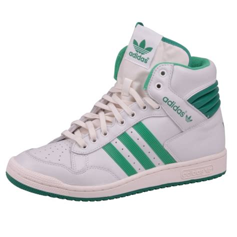 adidas pro conference  shoes shoe sneaker white green