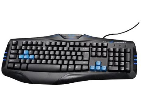 Keyboard E Blue Cobra e blue cobra combatant x keyboard for pc gaming by e blue
