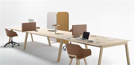 design bureau de travail alki meubles contemporains en bois fabriqu 233 s au pays