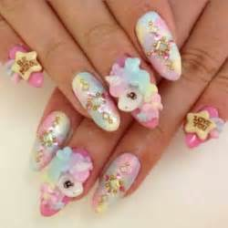 Nail 3d Professional Quality 7 3d nails nails 3d unicorn nails and unicorns