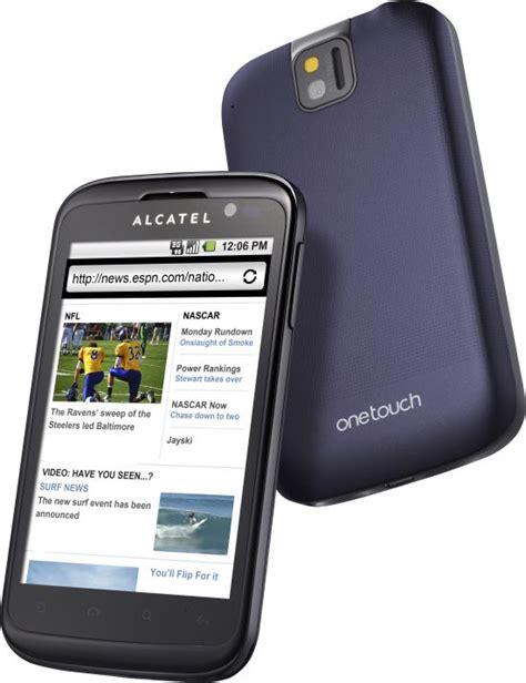 Alcatel One Touch 991 Smart   Scheda tecnica   Specifiche