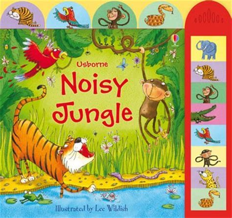 In The Jungle Sound Boardbook With Touch And Feel 16 best images about jungle books for children from
