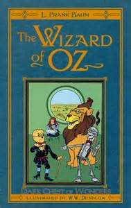 the wonderful wizard of oz books the wizard of oz by l frank baum chest of wonders