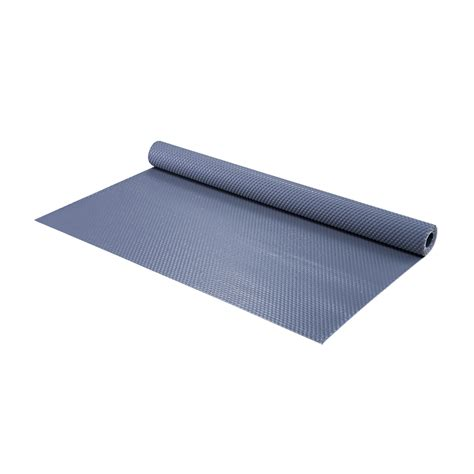 Drawer Shelf Liner by Non Slip Shelf Drawer Liner Grey Cosway