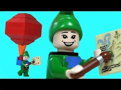 lego zelda tutorial how to build lego tingle from zelda youtube custom
