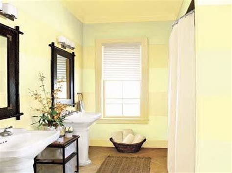 Painting Bathroom Walls Ideas by Bathroom Color Ideas For Painting