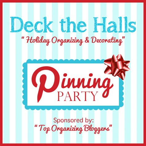 deck the halls decorations deck the halls organizing decorating pinning