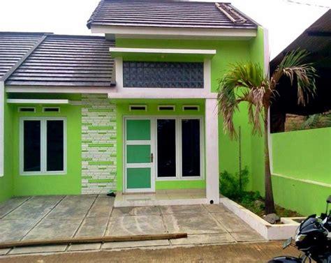 kombinasi warna cat rumah terbaru  modern
