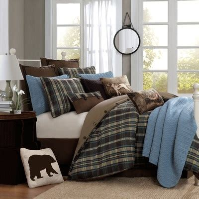 Woolrich Bed by Woolrich Hadley Plaid Bedding Collection Cabin