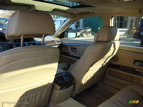 2005 Bmw 745li Interior by 2005 Bmw 7 Series 745li Sedan Interior Photo 39513712