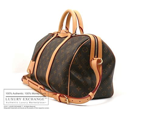 authentic louis vuitton monogram sofia coppola bag