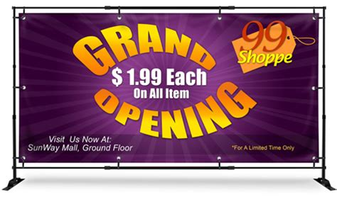 vinyl banner templates for photoshop banner sign stand mockup 1 2 cover actions premium